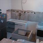 Výroba kuchyňské linky na míru s využitím stávajících spotřebičů
