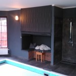 Rekonstrukce místnosti s bazénem