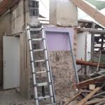 Kompletní vybourání a vestavba nového podkroví