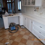 Výroba a montáž kuchyňské linky na míru